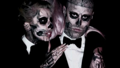 Born This Way  Day - 6 * The Wildness of Gaga *