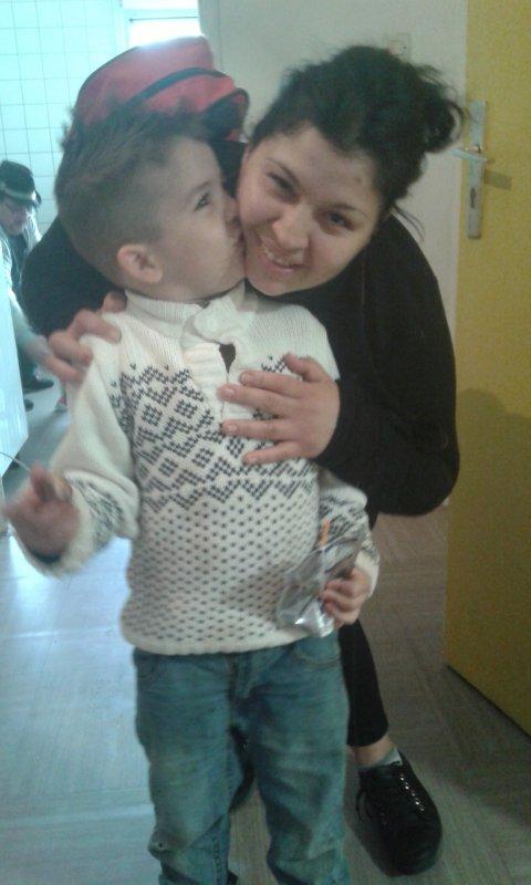 Ma maman et mon frère