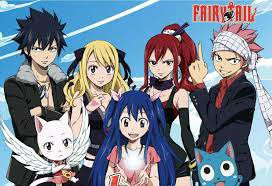 Merci Fairy Tail !