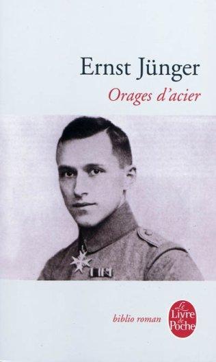Orages d'acier - Ernest Jünger