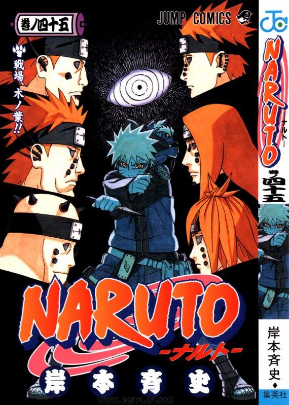Naruto : tome 45 Kana