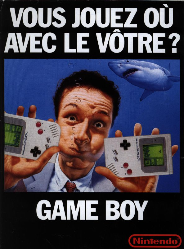 La Game Boy a 25 ans !