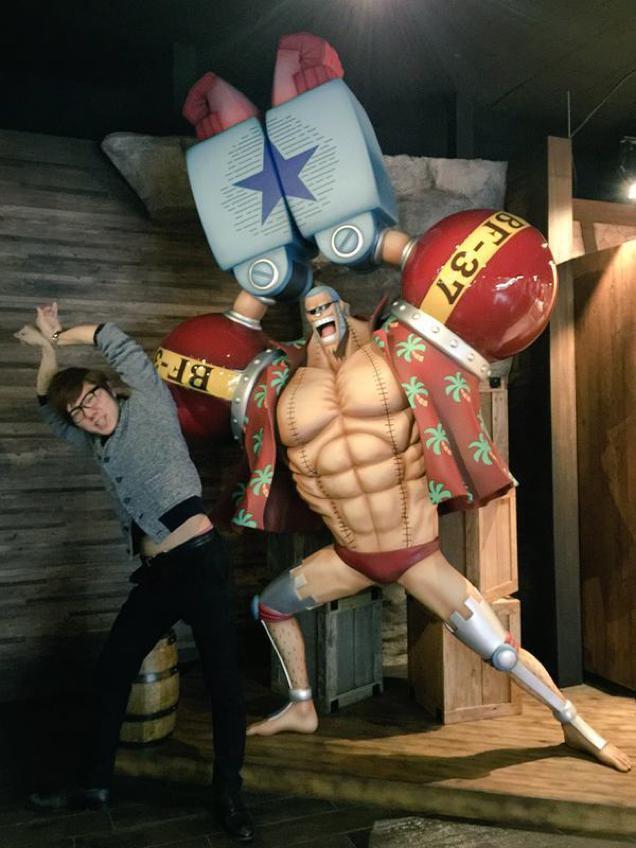 Parc One Piece au Japon ! (2/2).