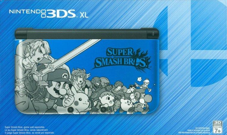 Test : Super Smash Bros. for 3DS