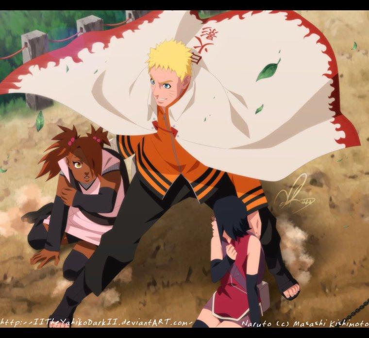 Naruto Gaiden : Chapitre 4 - Une Rencontre Hasardeuse (2)