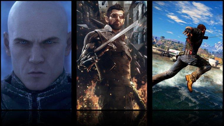 Bilan E3 2015 (1/2)