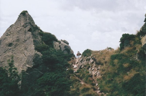 Traversée des Pyrénées juillet 2015: Pic de Canigou-Nuria-Ariège