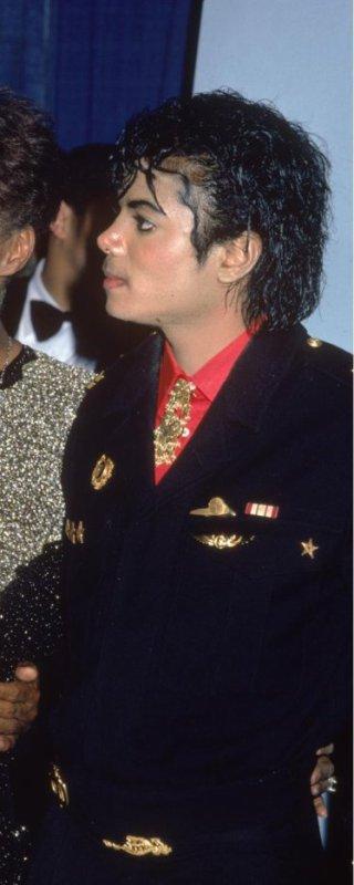 Michael awards 1986