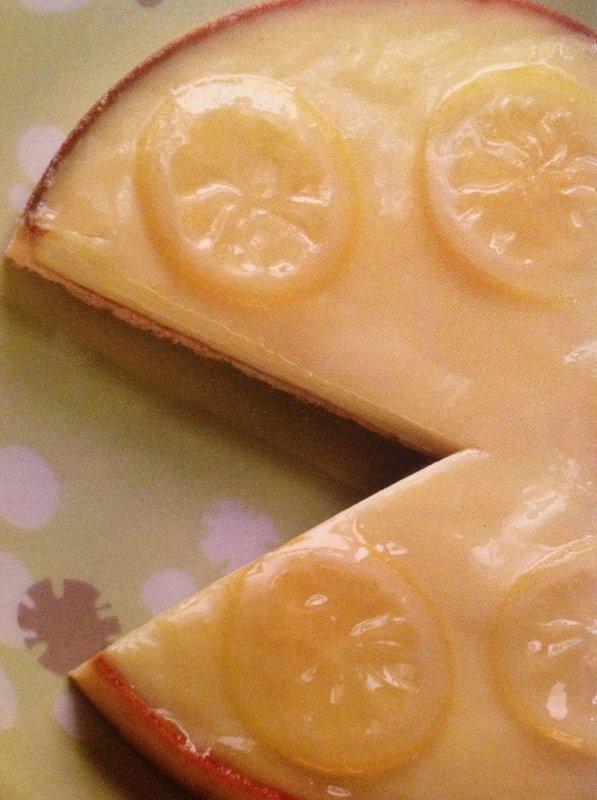 Tarte crème de citron