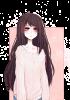 """"""" Pourquoi ?... Pourquoi je ne ressent rien !? Les autres sont heureux... Alors pourquoi pas moi !? Je ne peut même pas être heureuse ici.. ? Pourquoi... ?"""
