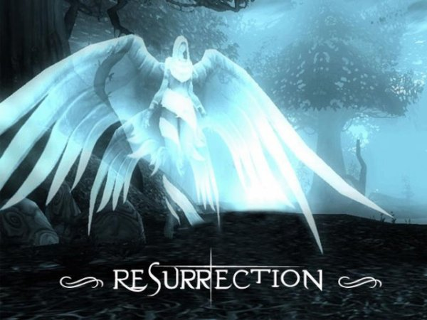 resurrection  My Poem always