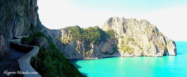Cap Carbon L'Algérie ;)