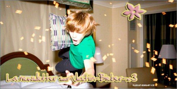 La Newsletter Sur Justiin--Bieber-x3