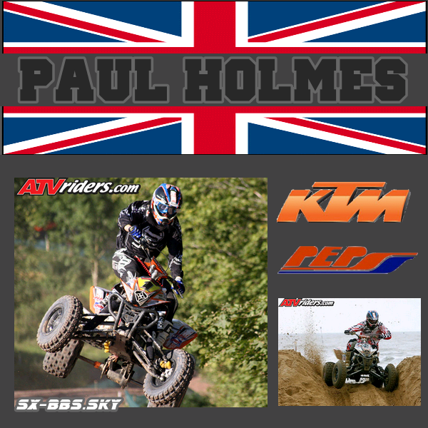 Paul Holmes