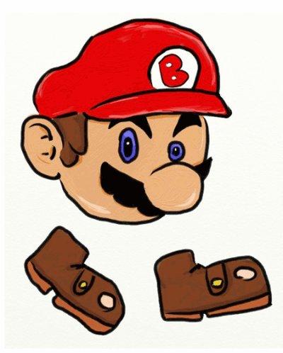 Skin Mario ^^