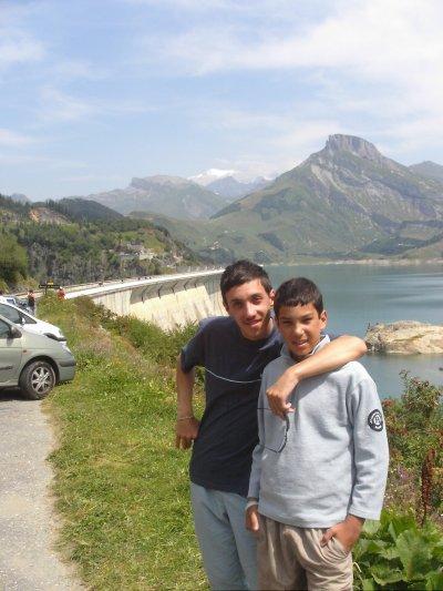 Micka et moi
