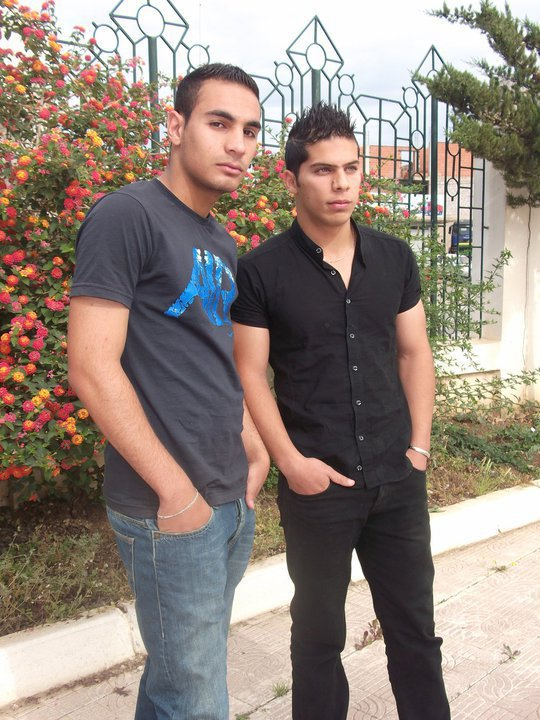 djamel et Mehdi My best freiinds