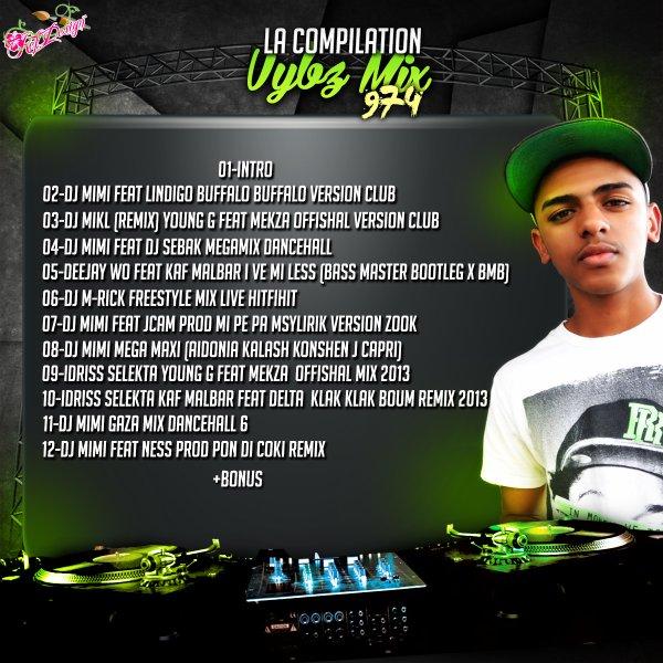 DJ MIMI - COMPILE VYBZ MIX 974 - EXCLUS PLC 2013 !.rar