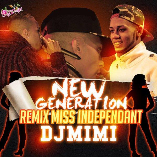 Dj MiMi_REMIX_NG_MISS_INDENDANT_2013 / Dj MiMi_REMIX_NG_MISS_INDENDANT_2013 (2013)