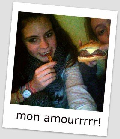 t'es mon amour, t'es mon amour.