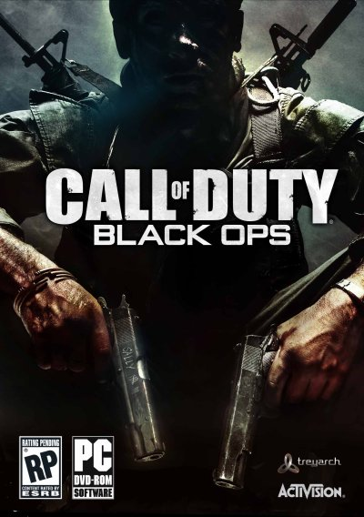 Presentation de Cod black ops