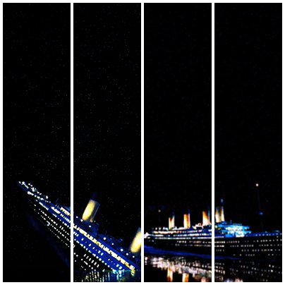 °Le Titanic °