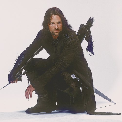 Aragorn shoot ° 2 °