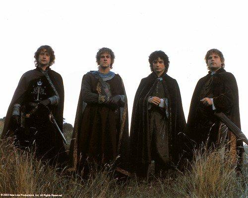 [Qu'est-ce que les hobbit ?] :)