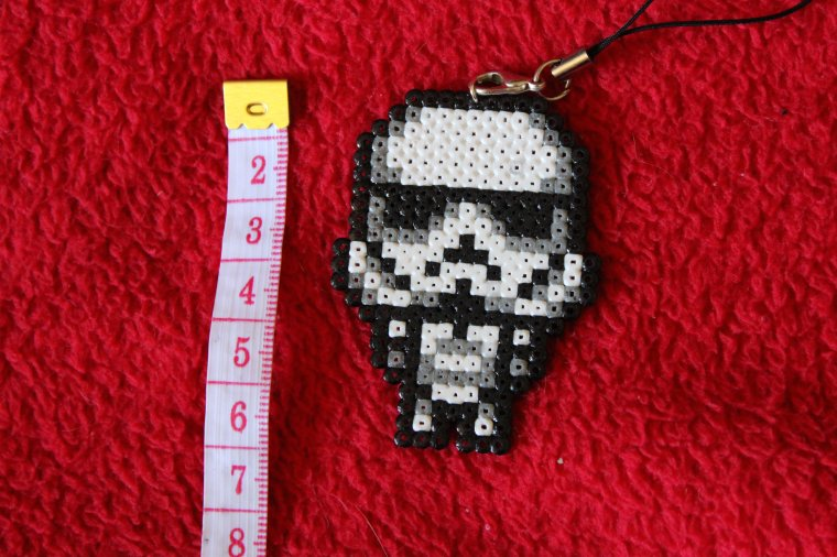 Pixel art, (Mini) Stormtrooper 2¤