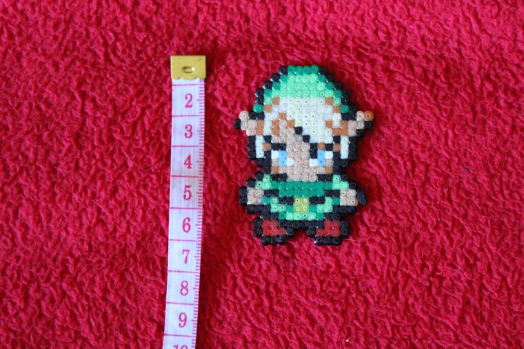 Pixel Art (mini) Link 2¤