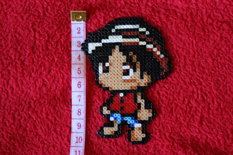 Pixel Art (mini), Luffy 5¤