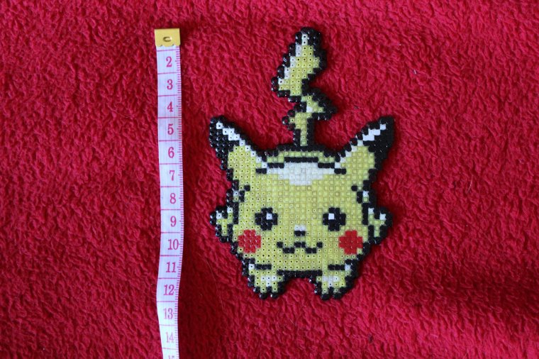 Pixel Art (mini) , Pikachu 5¤