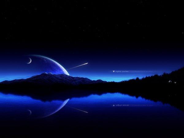 Prière a la lune