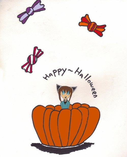 Article Halloween  +  commande
