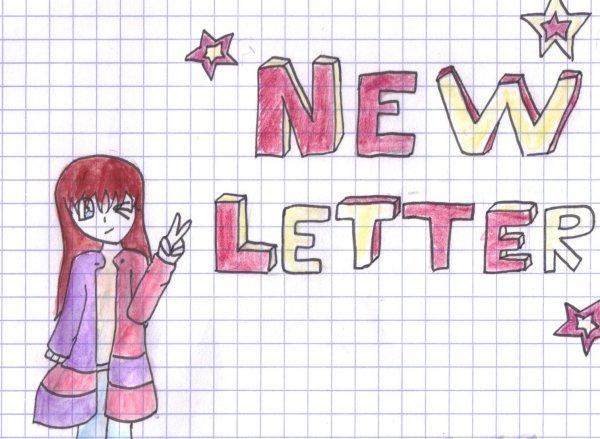 voila,voila une new's letter's