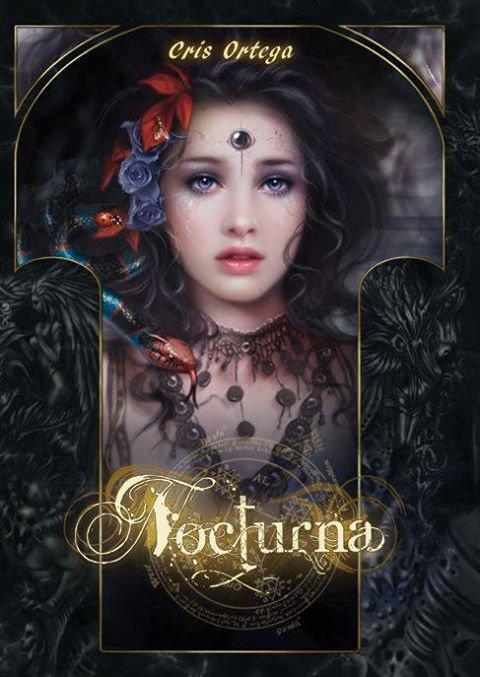 sublime  visage  de  femme   gothique