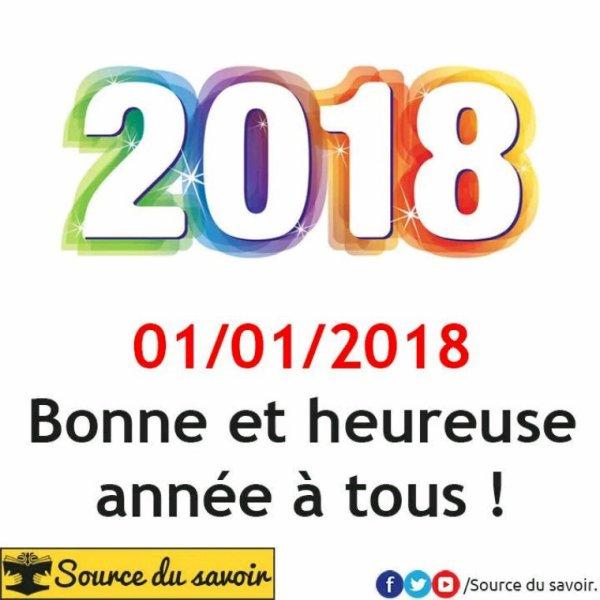 Bonne année as  vous  tous   mes amis  《es》 santé  amour  joie  que du  bonheur   gros bisous