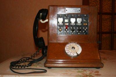 Téléphone des sixties