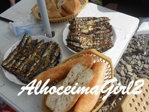 Sardina di Alhoceima.