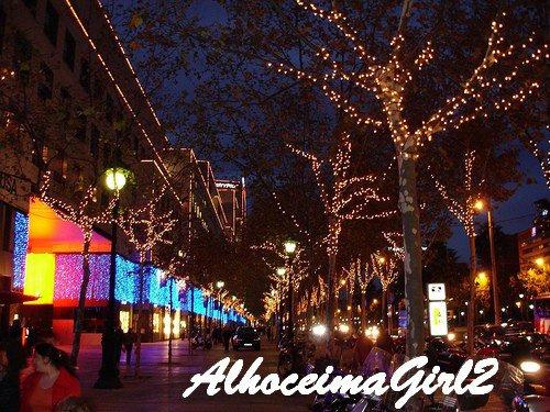 Christmas in Barcelona!