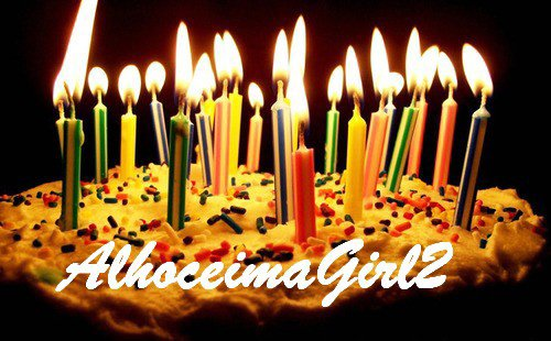 Birthday, birthday!