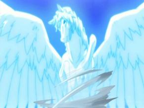 Ginga Hagane et Storm Pegasus / Galaxi Pegasus.