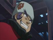 Benkei Hanawa et Dark Bull.