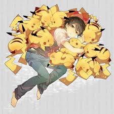 Love Pikachu