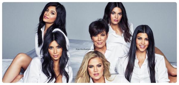 Les femmes de la famille Kardashian/Jenner.
