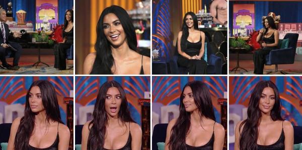 Découvrez les photos de Kim durant l'emission WWH Live enregistré le 21 mai et diffusé le 28 mai aux Etats-Unis !