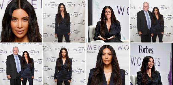 13.05.17 | A New York, Kim s'est rendue à une conference pour Forbes (elle apparait dans le classement Forbes avec plus de 45 millions de dollars), ensuite elle s'est rendue au restaurant, et plus tôt dans la journée, elle se balladait dans les rues de NY...