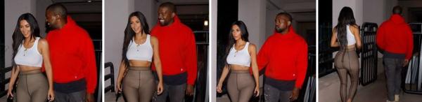 16.07.17 | Kim et Kanye sont allés voir le film La Planete des Singes à Sherman Oaks, en Califorinie.  Je trouve la tenue de Kim super sexy !