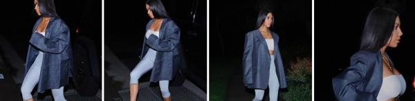 11.08.17  | Kim s'est rendu à Bel Air pour aller rendre visite à un ami. Que pensez vous de sa tenue ?