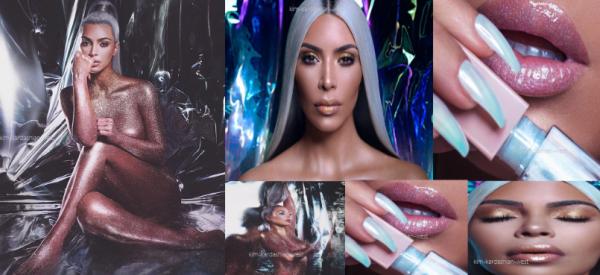Comme il n'y a pas trop de nouvelles photos, je vous propose de découvrir les photos promo pour les nouveaux glosses de Kim qui sortent ce vendredi 1er decembre .
